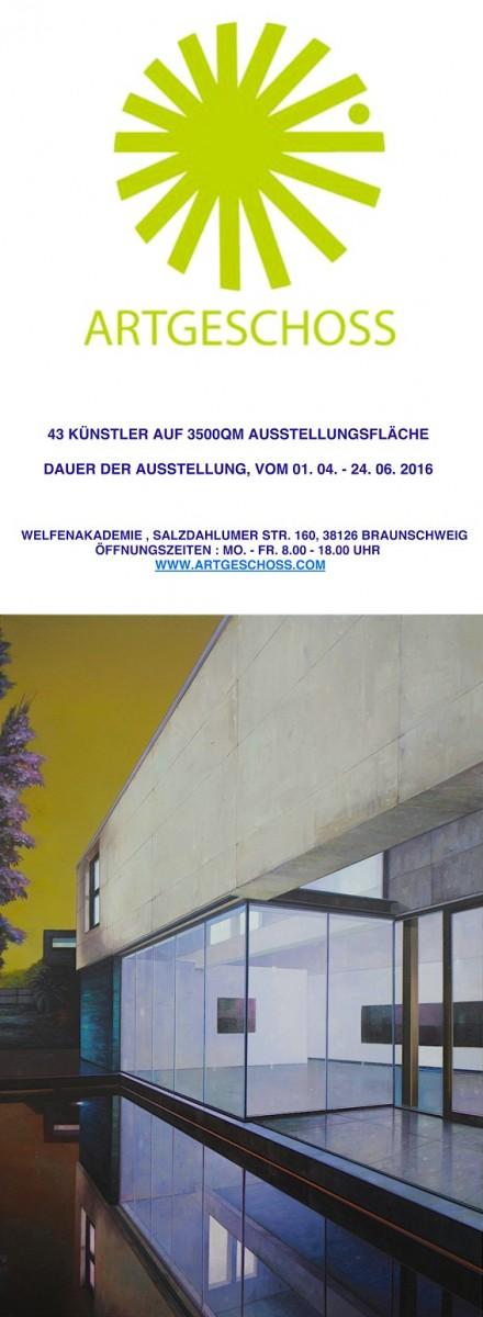 Jens Hausmann ARTGESCHOSS